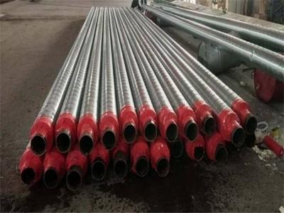 铝皮发泡保温钢管退火温度对性能有什么影响?