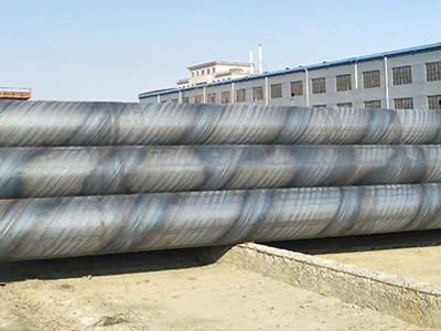友元管道浅析螺旋钢管的技术特点