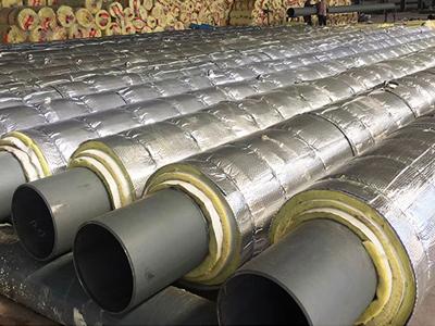 友元管道带您了解钢套钢保温管的结构特点