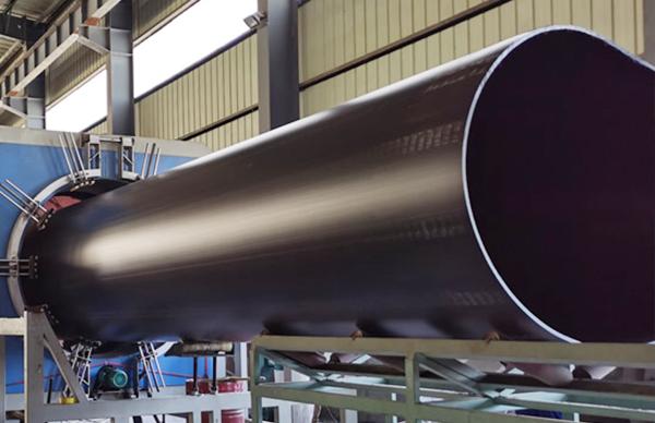 真空定径聚乙烯外套管挤出机