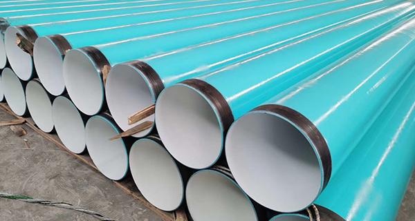 给排水涂塑复合钢管