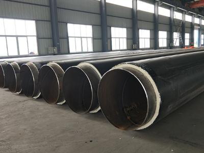友元管道浅析聚氨酯保温钢管的应用